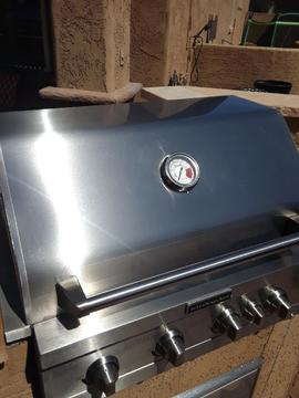 bbq grill cleaning Costs Sacramento